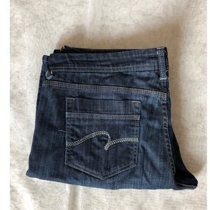 17/18 long Maurice's Jeans